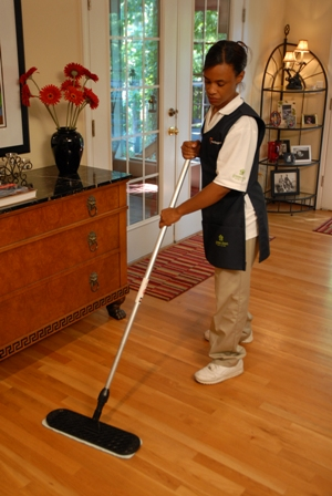 Green Cleaning Tips To Make Your Laminate Floors The