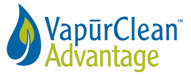 VapurClean Advantage Logo