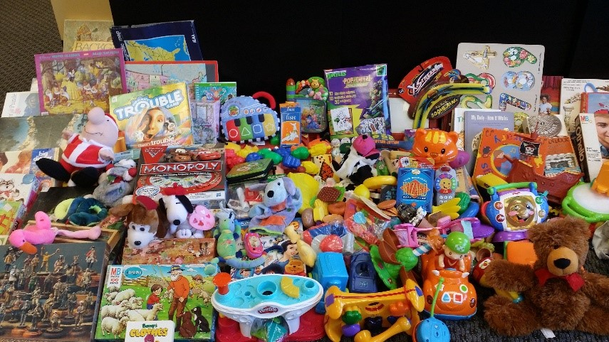 The Tree House Toy Drive