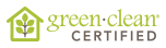 Green Clean Certified logo