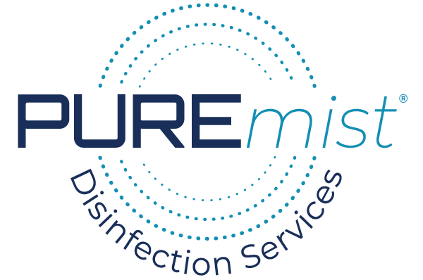 PUREmist Disinfection Logo